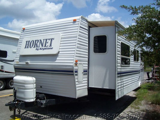Keystone Hornet Travel Trailer