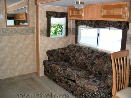 2003 Keystone Hornet 28r Travel Trailer Stock 5402 1