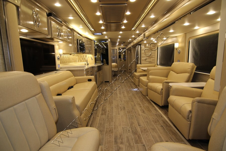2017 Newmar King Aire 4519 Class A Diesel Motorhome Stock