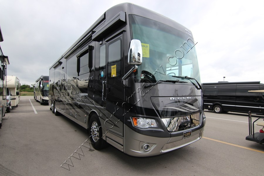 Simple 2018 Newmar Dutch Star 4362 Class A Diesel Motorhome