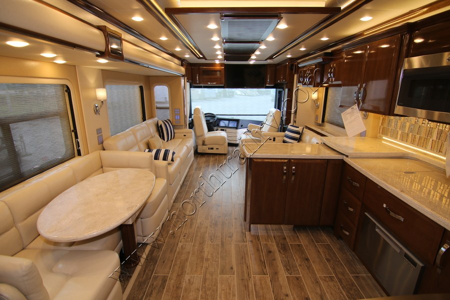 2018 Newmar King Aire 4534 Class A Diesel Motorhome Stock