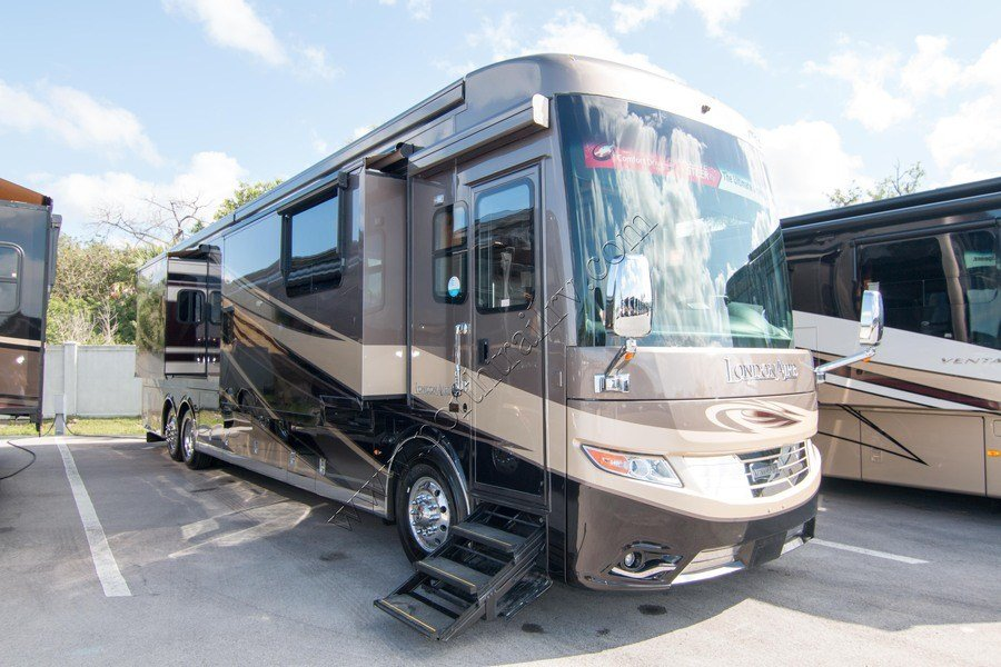 2018 Newmar London Aire 4534 Class A Diesel Motorhome Stock 10379