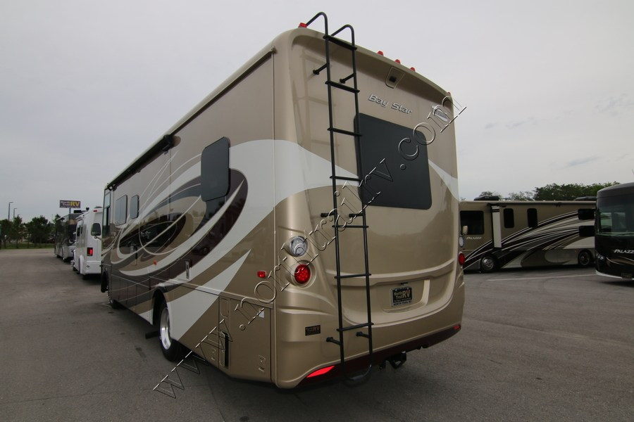 Model 2017 Newmar Bay Star 3113 Class A Gas Motorhome Stock 10437