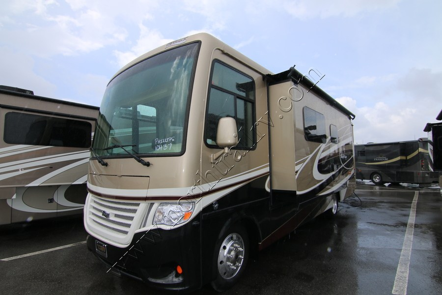 Fantastic 2017 Newmar Bay Star 3113 Class A Gas Motorhome Stock 10437