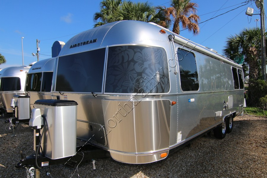 2018 Airstream Classic 33bf Travel Trailer Stock 10431