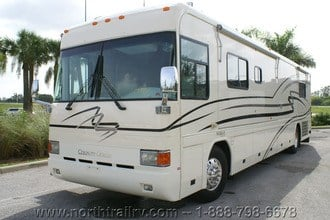 2001 Country Coach Intrigue 370 Class A Diesel Motorhome ...