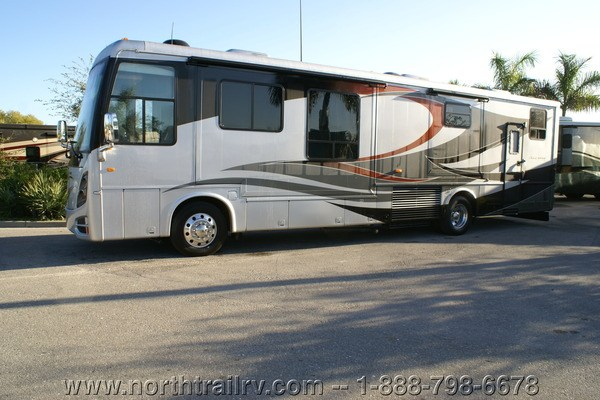 Newmar All Star Toy Hauler Rv