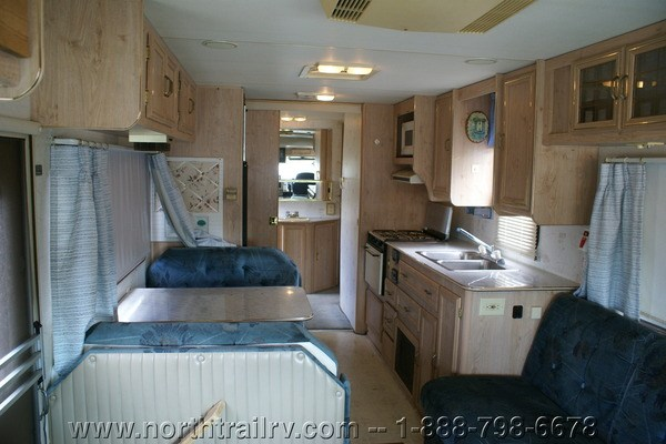 1992 35 Coachmen Catalina 35 Class A Gas Motorhome (Stock# 4056-2)