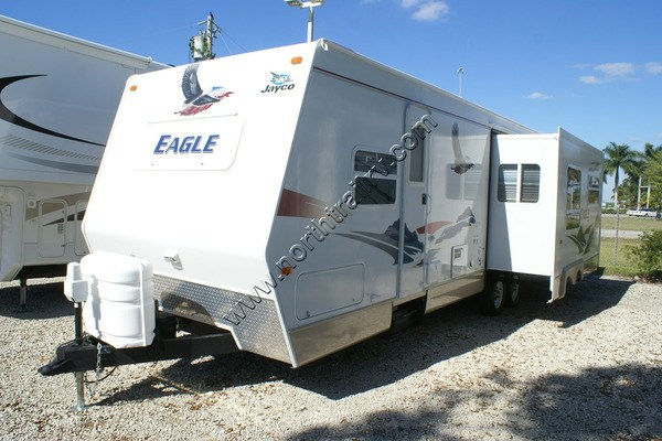 Unique 2006 Jayco Jayflight 28RLS Travel Trailer Stock 175842